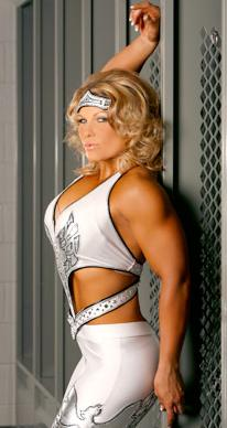 Absolutely Beth phoenix sexy really. All